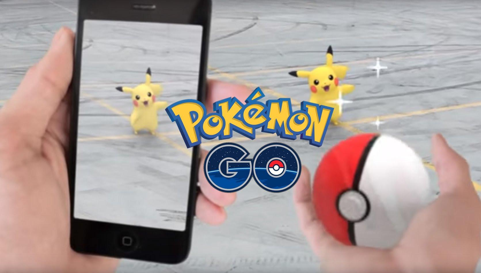 Pokemon GO na YouTube!