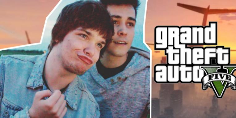 Duet ReZi i Multi powraca do GTA V!