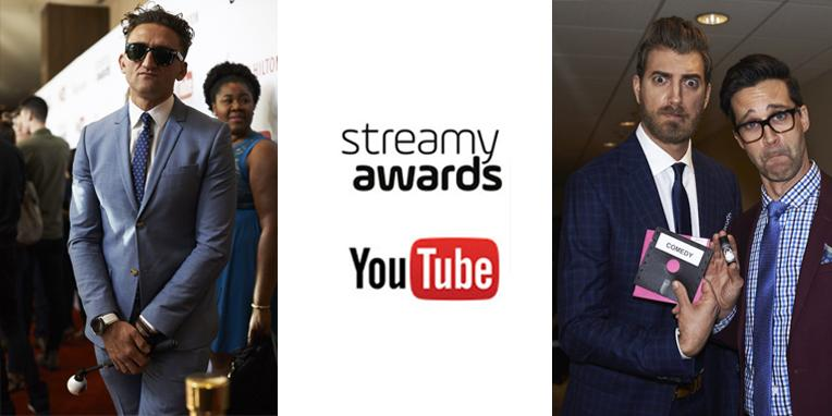Streamy Awards 2016 - światowa gala YouTuberów