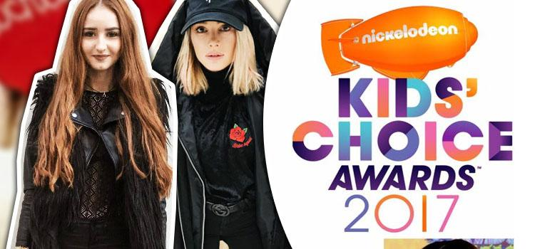 Littlemooonster96 i Maffashion nominowane do Kids' Choice Awards