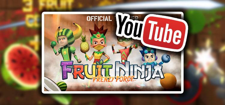 Fruit Ninja nowym serialem na YouTube