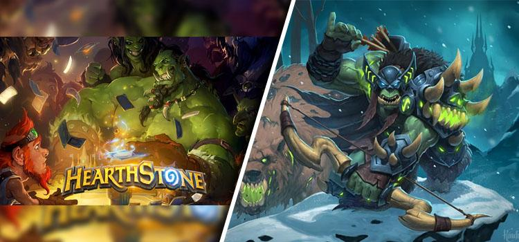 Knights of the Frozen Throne nowym dodatkiem do Hearthstone