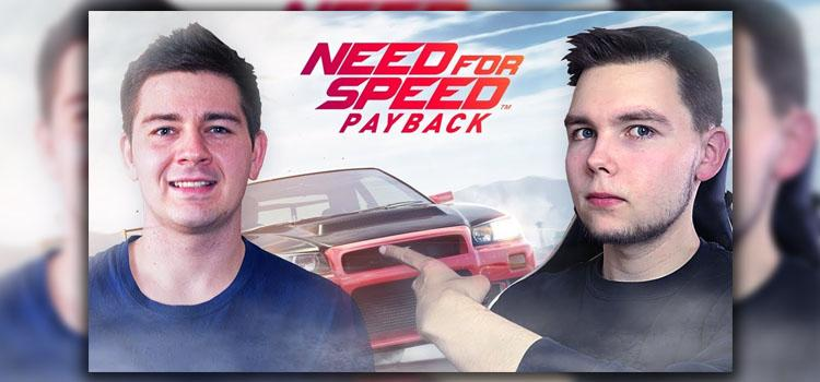 PLKD i Junajted grają... w Need for Speed: Payback!