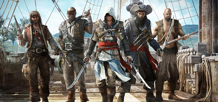 Assassin's Creed IV: Black Flag za darmo prosto od Ubisoftu