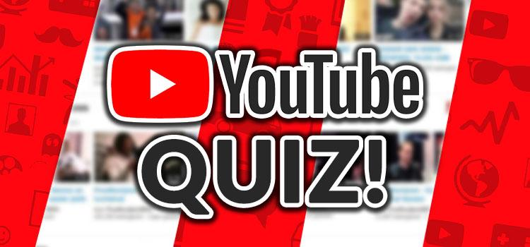 Quiz o YouTube!