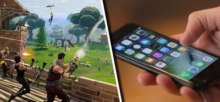 Fortnite Battle Royale na iOS i Androidzie!