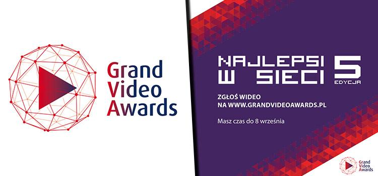 Startuje piąta edycja Grand Video Awards!